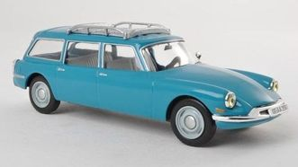 Citroen ID 19 синий (WhiteBox)